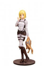 Attack on Titan Socha 1/7 Krista Lens 21 cm