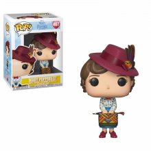 Mary Poppins 2018 POP! Disney Vinylová Figurka Mary with Bag 9 c