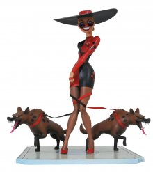 Batman The Animated Series Premier Collection Statue Harley's Ho