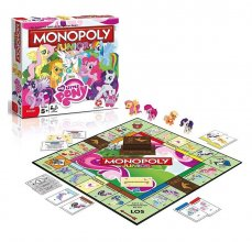 Monopoly Junior desková hra My Little Pony *German Version*