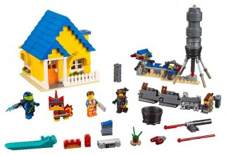 The LEGO® Movie™ 2 - Emmet's Dream House/Rescue Rocket!