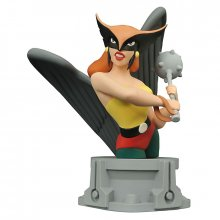 Batman The Animated Series Busta Hawkgirl 15 cm