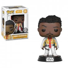 Star Wars Solo POP! Movies Vinyl Bobble-Head Lando 9 cm