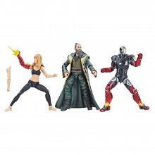Iron Man 3 Marvel Legends Series Akční figurka 3-Pack Pepper, Ma