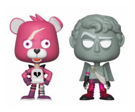 Fortnite VYNL Vinylové Figurky 2-Pack Cuddle Team Leader & Love