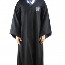 Harry Potter Wizard Robe Cloak Ravenclaw Size M