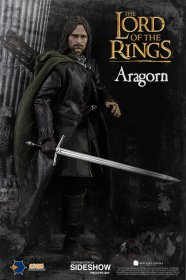 Lord of the Rings sběratelská figurka Aragorn 30 cm