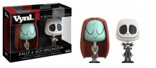 Nightmare Before Christmas VYNL Vinylové Figurky 2-Pack Jack &