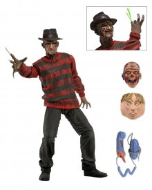 Nightmare on Elm Street Action Figure 30th Anniversary Ultimate
