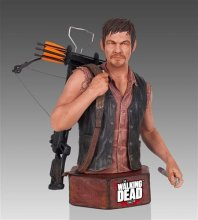 The Walking Dead Bust 1/6 Daryl Dixon 18 cm