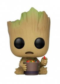Guardians of the Galaxy 2 POP! Vinyl Bobble-Head Groot & Candy B