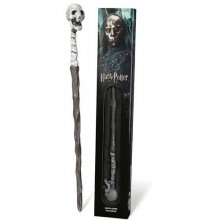 Harry Potter Wand Replica Death Eater Eater Skull 38 cm