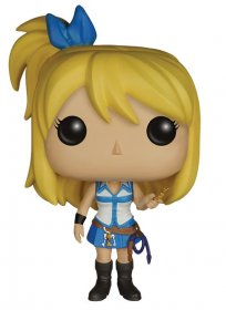 Fairy Tail POP! Animation Vinylová Figurka Lucy 9 cm