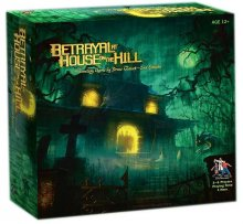 Avalon Hill desková hra Betrayal at House on the Hill 2nd Editio