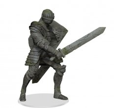 D&D Icons of the Realms Premium Miniature Walking Socha of Wate