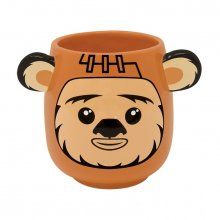 Star Wars 3D Shaped Hrnek Ewok