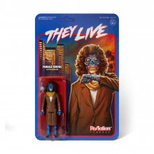 They Live ReAction Akční figurka Female Ghoul 10 cm