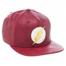 DC Comics Snap Back Cap Flash Logo