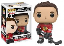 NHL POP! Hockey Vinylová Figurka Jonathan Toews (Chicago Blackha