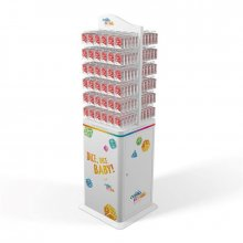 Oakie Doakie Dice Floor-standing Tall Tower Display