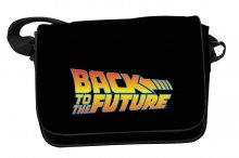 Back to the Future Shoulder Bag Logo