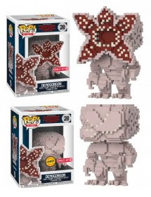 Stranger Things POP! 8-Bit Vinylové Figurky Demogorgon 9 cm Ass