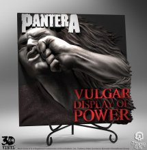 Pantera 3D Vinyl Socha Vulgar Display of Power 30 cm