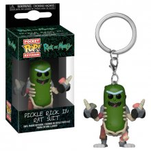 Rick and Morty Pocket POP! vinylový přívěšek na klíče Rick in Ra