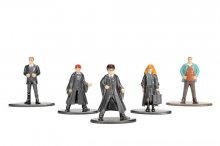Harry Potter Nano Metalfigs Diecast Mini Figures 5-Pack Set A 4