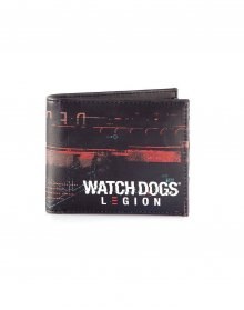 Watch Dogs: Legion Bifold peněženka All Over Print