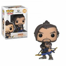 Overwatch POP! Games Vinyl Figure Hanzo 9 cm