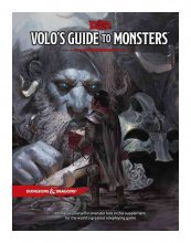 Dungeons & Dragons RPG Volo's Guide to Monsters english