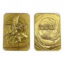 Yu-Gi-Oh! Replica Card Dark Magician (gold plated)