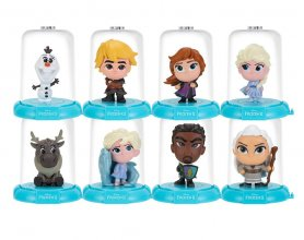 Frozen 2 Domez mini figurky 7 cm Series 1 Display (18)