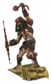 Predator 2 Movie Gallery PVC Socha City Hunter 28 cm
