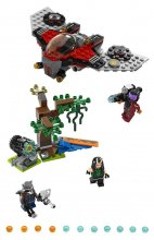 LEGO® Marvel Super Heroes™ Guardians of the Galaxy Vol. 2 Ravage