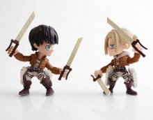 Attack on Titan Action Figure 2-Pack Eren & Annie (Fear) SDCC 20