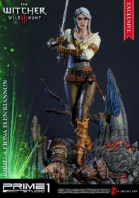 Witcher 3 Wild Hunt Sochas Ciri & Ciri Exclusive 69 cm Assortme