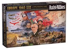 Avalon Hill desková hra Axis & Allies Europe 1940 2nd Edition en