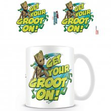 Strážci Galaxie 2 Hrnek Get Your Groot On