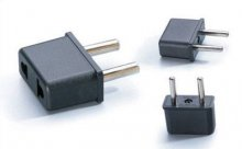 Power Plug Adapter US -> EU