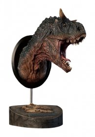 Paleontology World Museum Collection Series Bust Carnotaurus Gre
