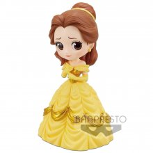 Disney Q Posket mini figurka Belle A Normal Color Version 14 cm