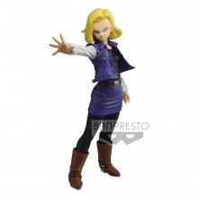 Dragon Ball Z Match Makers Socha Android 18 18 cm