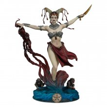 Court of the Dead PVC Socha Gethsemoni - Queens Conjuring 25 cm