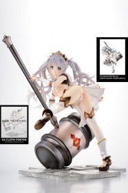 Bikini Warriors PVC Statue 1/7 Cleric Limited Edition 23 cm