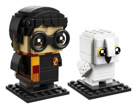 LEGO® BrickHeadz Harry Potter and the Philosopher's Stone - Harr