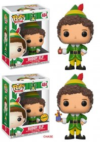Elf POP! Movies Figures Buddy 9 cm prodej v sadě (6)