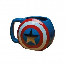 Marvel Hrnek Captain America Shield