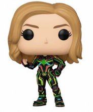 Captain Marvel POP! Marvel Vinyl Bobble-Head Figure Captain Marv